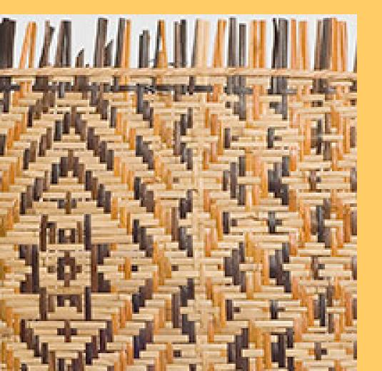 Cherokee Basketry: Woven Culture