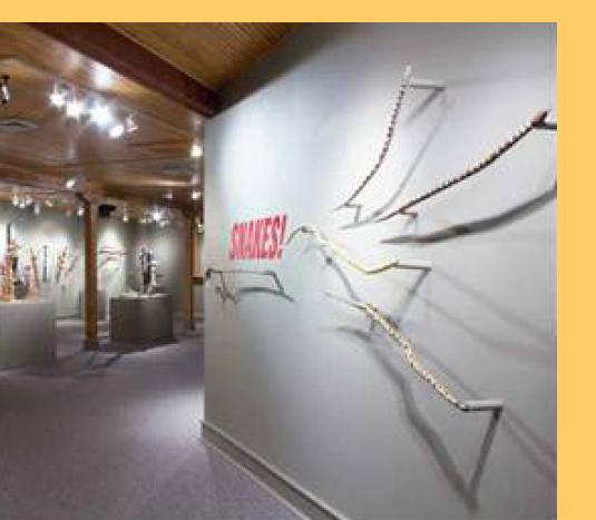 Serpents: Kentucky Folk Art Center